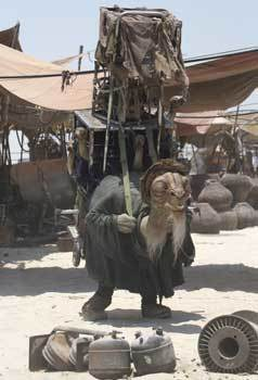 Great example of a Star Wars creature