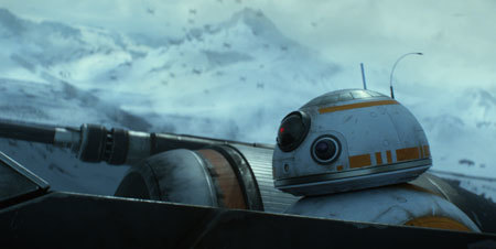 BB8 at work