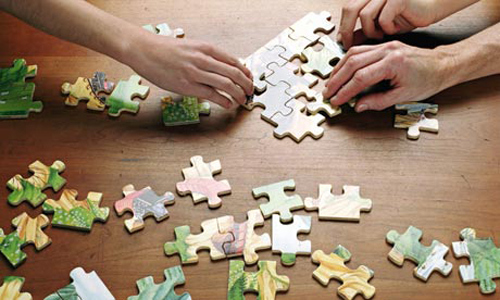 Start a puzzle