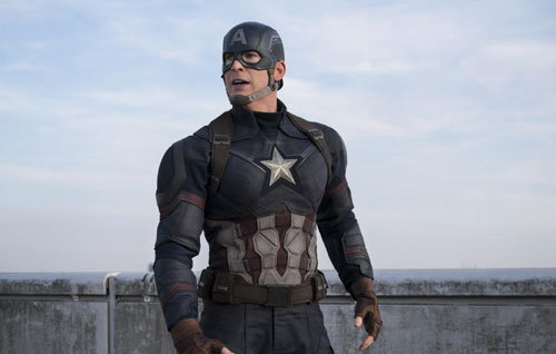 Captain America disagrees with Iron Man