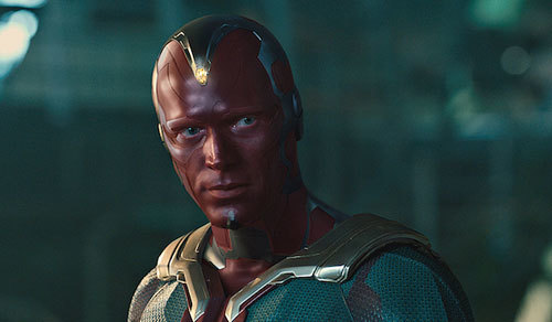 Vision (Paul Bettany)