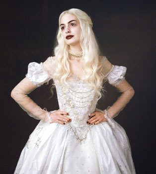Anne as White Queen
