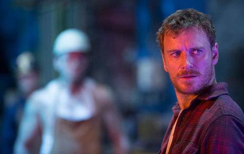 Michael Fassbender as Erik Lensherr / Magneto