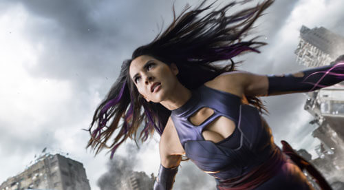 Psylocke is a powerful telepath and trained ninja assassin