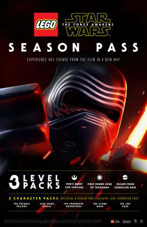 LEGO Star Wars: The Force Awakens Season Pass