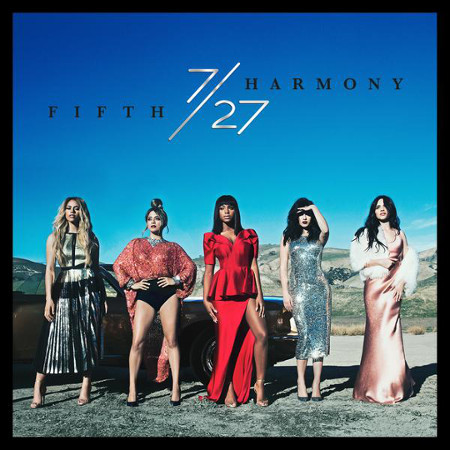Fifth Harmony's 7/27 is their second album