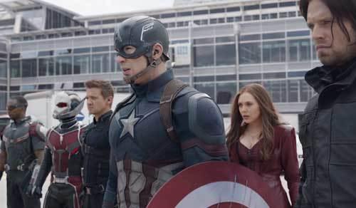 Team Cap ready to rumble