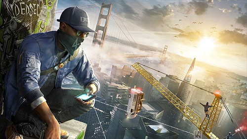 The new Watch Dogs features a new game and a new hero.