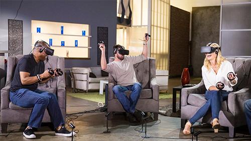 Star Trek: Bridge looks to socialize VR.