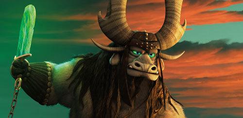 Evil Bull baddie Kai