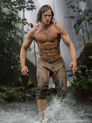 Tarzan is determined to free Jane