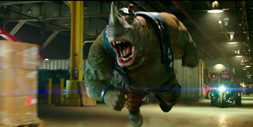Rampaging Rhino Rocksteady