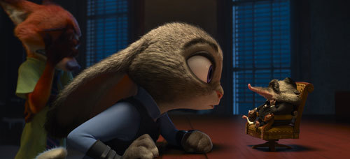 Judy confronts Mr. Big