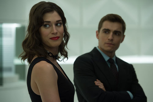 Lizzy as Lula with Dave Franco as Jack