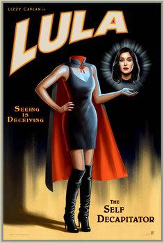 Lula Poster