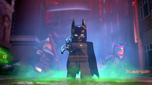 Batman will make his way to Lego Dimensions alongside the release of the LEGO Batman movie.