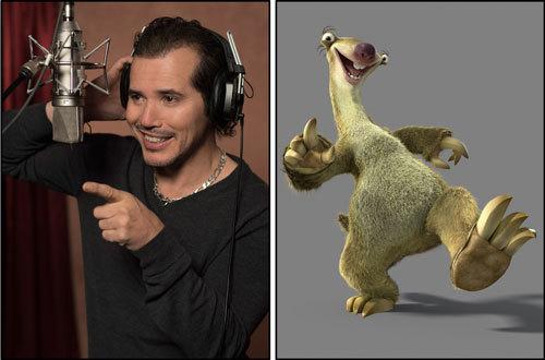 John Leguizamo voices Sid
