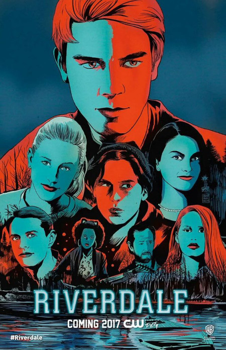 New Riverdale Poster for Comic Con