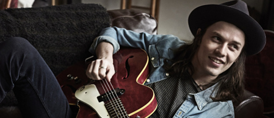 Feature james bay feature