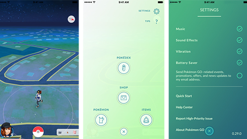 Pokémon Go's Battery Saver mode can help you get that last Pokémon.