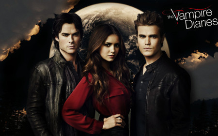 RIP Vampire Diaries and the best love triangle on TV!