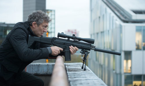 Vincent Cassel plays the killer after Bourne