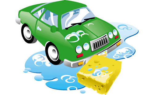 Arrange a car wash