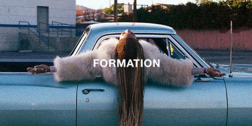 Beyoncé's Formation video scored 6 Moonmans!