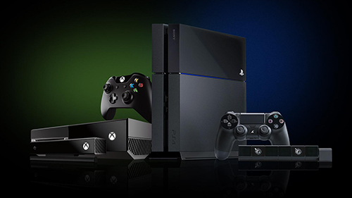 Which will dominate the 4K market, the PlayStation 4 or Xbox One?