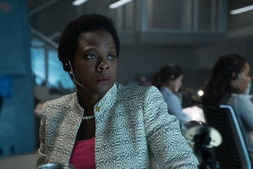 Viola Davis as Amanda Waller