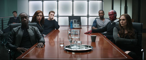 Avengers meet to decide their fate