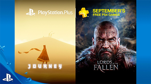 Journey and Lords of The Fallen are 2 great games, especially for free.