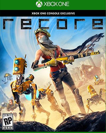 ReCore Cover Art