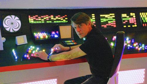 Adult Adam at a Star Trek convention