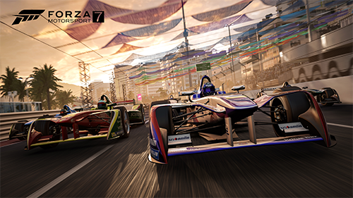 Forza Motorsport 7 looks better than ever.