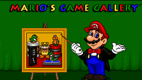 The first game where Mario spoke, not exactly a winner in terms of gameplay.
