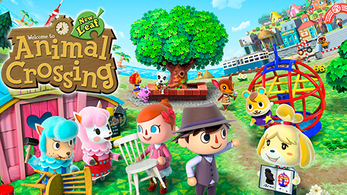 The last main Animal Crossing game was way back in 2013 for 3DS.