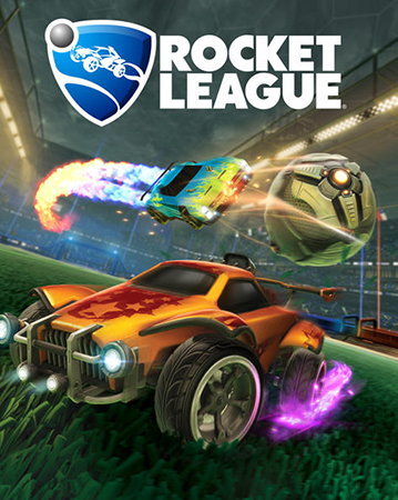 Rocket League Key Art