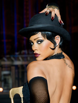 Rihanna plays shapeshifting dancer Bubbles