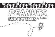 Preview peanuts coloring sheet pre