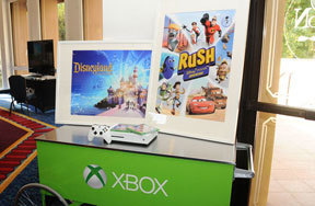 Preview disney xbox event disneys rush pre
