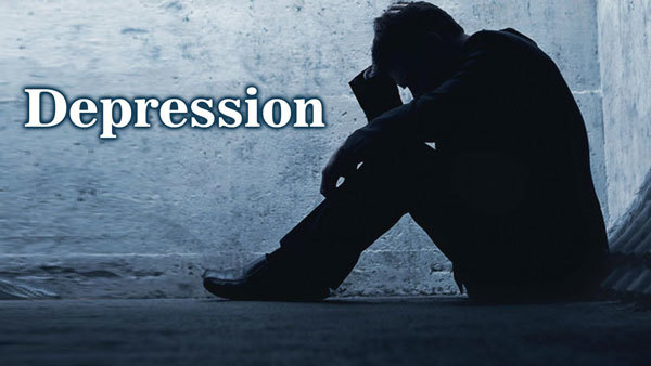 Depression can make us isolate.