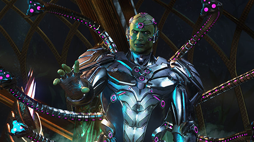 Brainiac looks to be one of the main villains of Injustice 2.