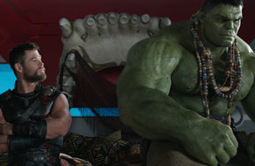 Preview thor ragnarok hulk new pre