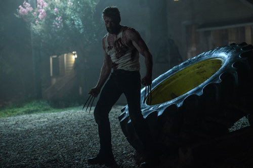 Hugh Jackman as Logan/Wolverine