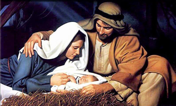 Christmas is a celebration of Christ's birthday
