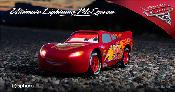 This. Is. Lightning McQueen.