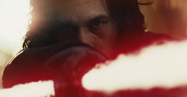 Can Kylo Ren ever give up the Dark Side?
