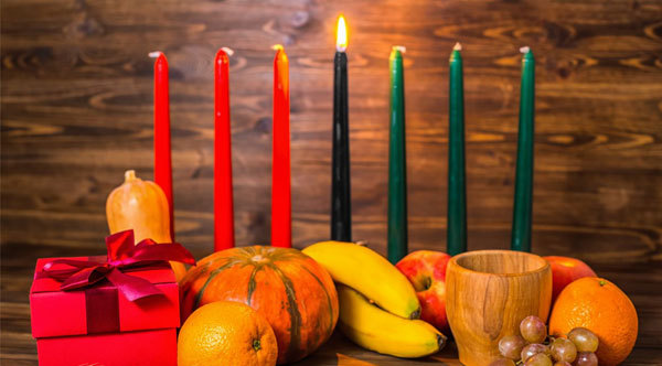 Kwanzaa is a celebration of African heritage