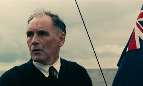 Mr. Dawson (Mark Rylance)